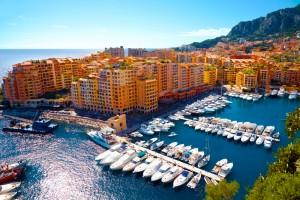 3. Monaco