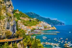7. Amalfi Coast