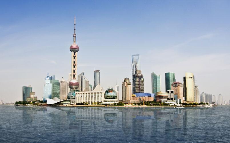 Legendarische reis naar Shanghai