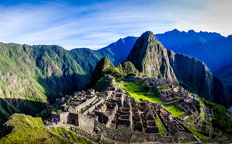 Legendarische reis naar Machu Piccu