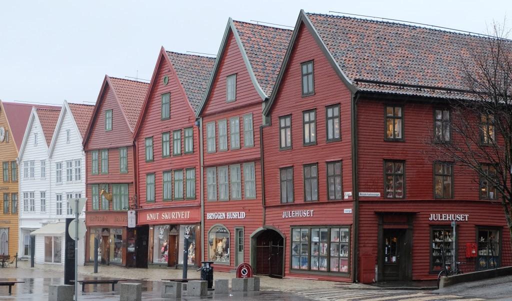 Huizen Bergen