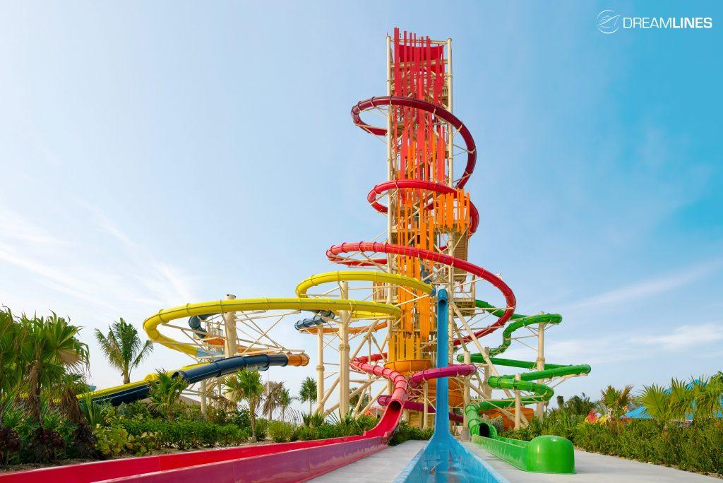 Thrill waterpark - Coco Cay