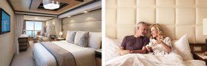 Sky Princess - Hutten en Suites