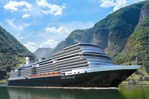 Ryndam - Derde Pinnacle-klasse schip van Holland America Line